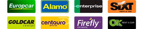 proveedores de coches de alquiler en Sevilla